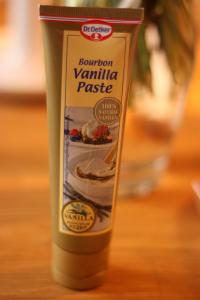 vaniljapsta